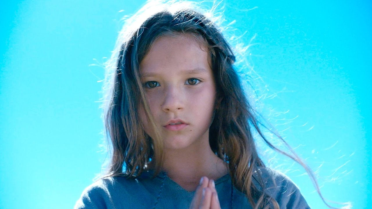 Lise Leplat Prudhomme stars in director Bruno Dumont's  Jeannette: The Childhood of Joan of Arc