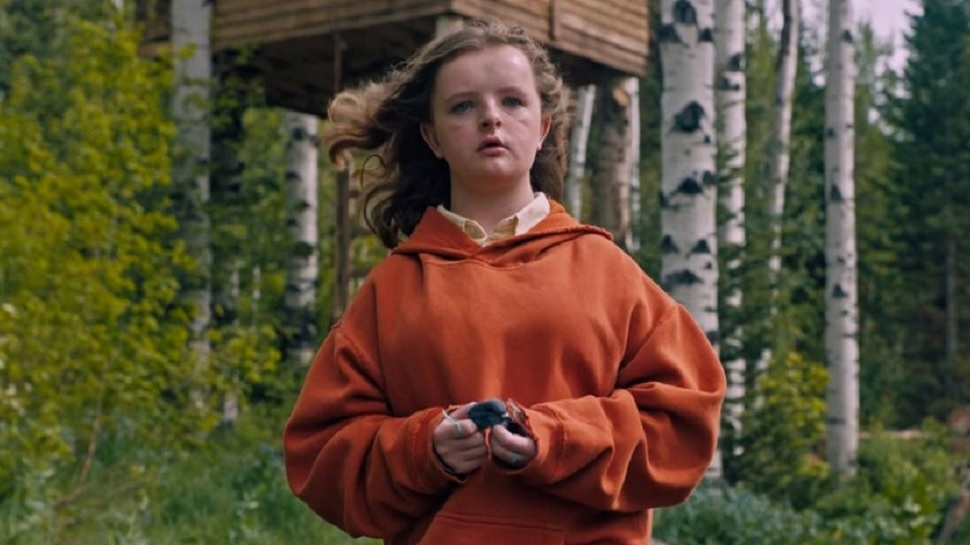 Milly Shapiro stars in director Ari Aster's Hereditary