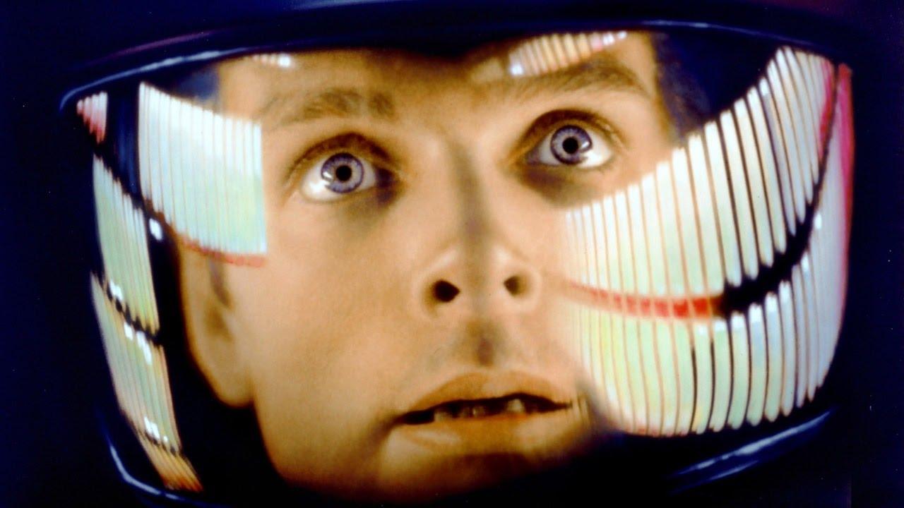 1. 2001: A Space Odyssey