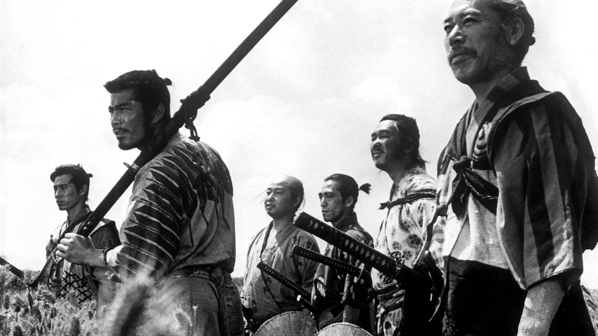 =19. Seven Samurai