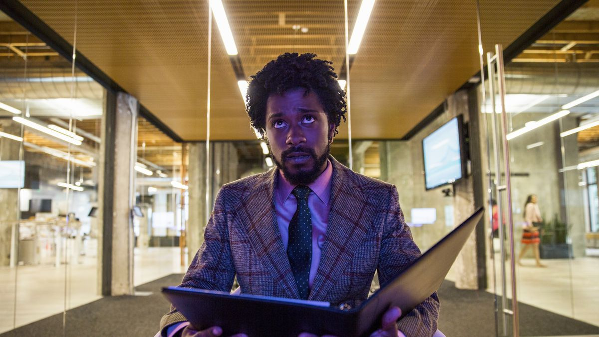 Lakeith Stanfield stars in director Boots Riley's  Sorry to Bother You