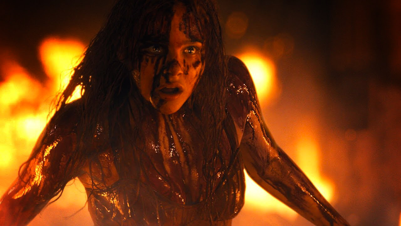 Chloë Grace Moretz stars as Carrie White in director Kimberly Peirce's  Carrie