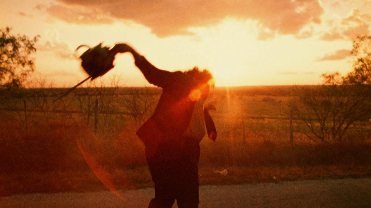 3. The Texas Chain Saw Massacre