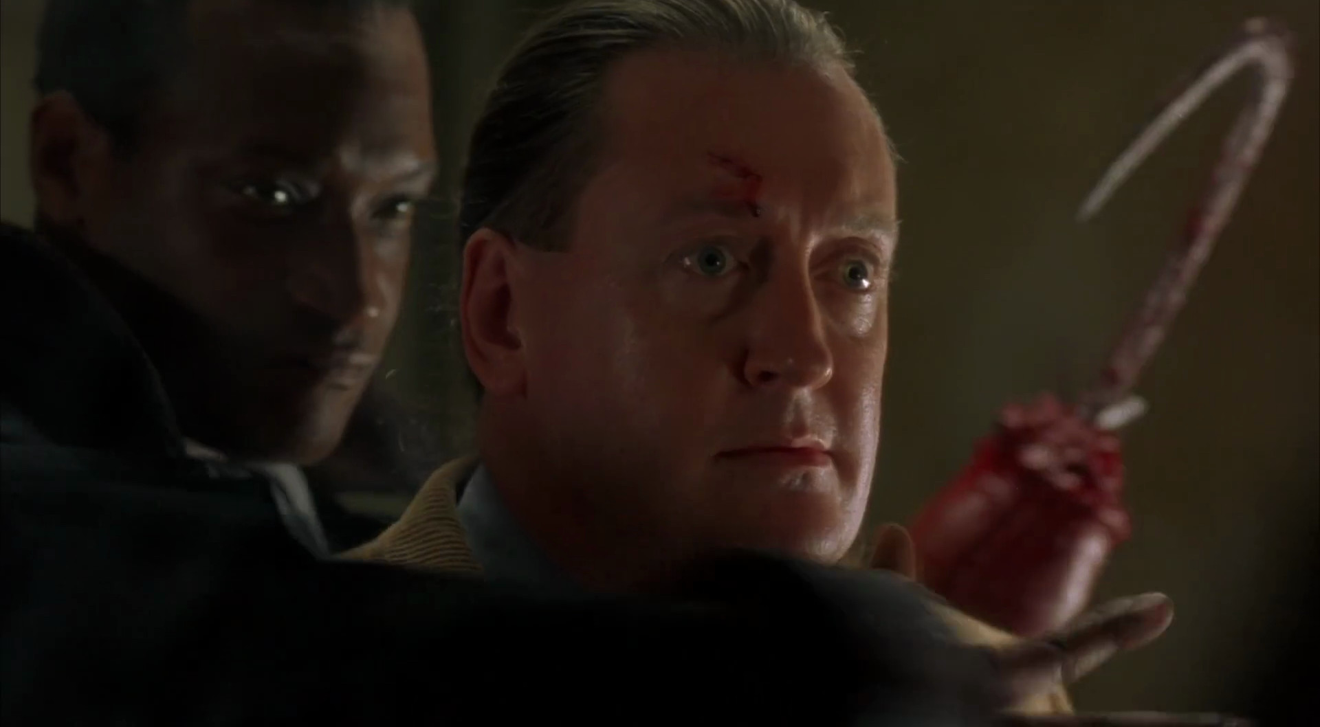 Tony Todd and Michael Culkin star in director Bill Condon's  Candyman 2: Farewell to the Flesh