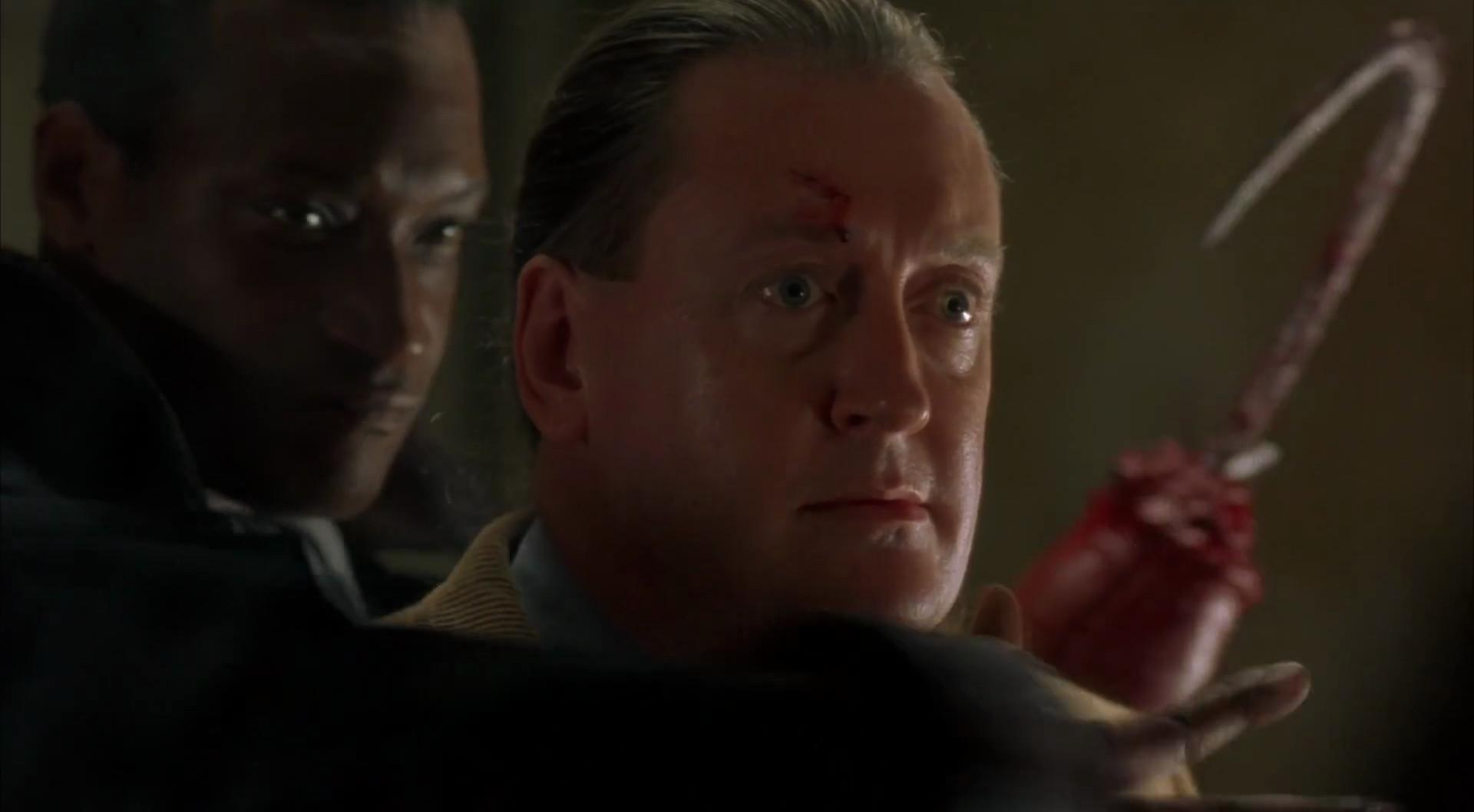 Tony Todd and Michael Culkin star in director Bill Condon's  Candyman 2: Farewell to the Flesh