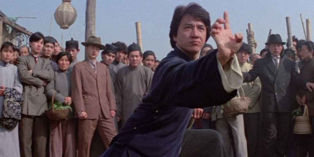 Jackie Chan Retrospective