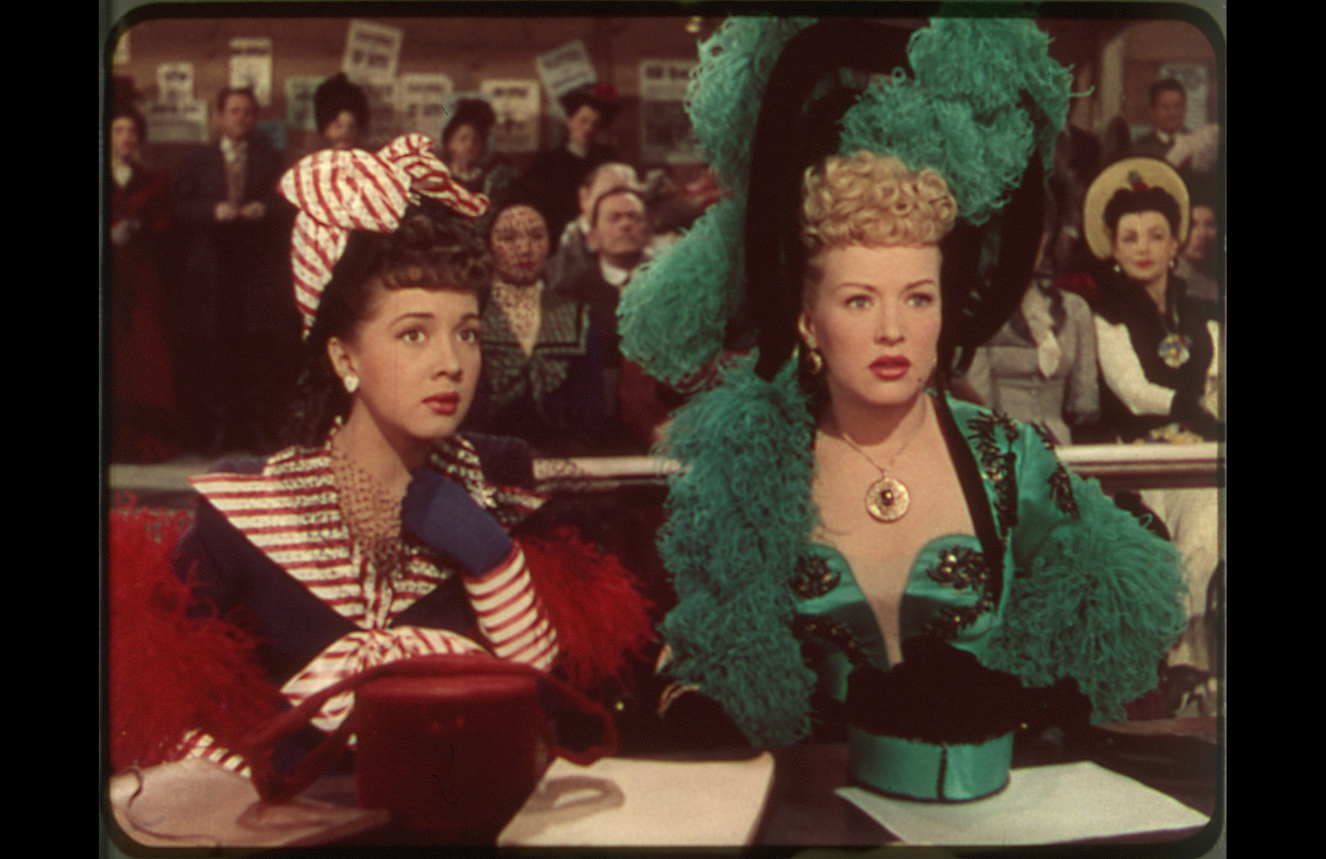 The Beautiful Blonde from Bashful Bend (1949) by Preston Sturges