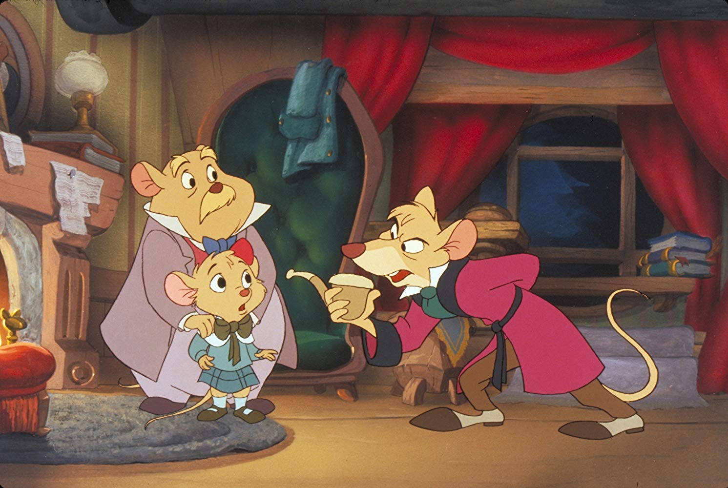 Disney in Transition -