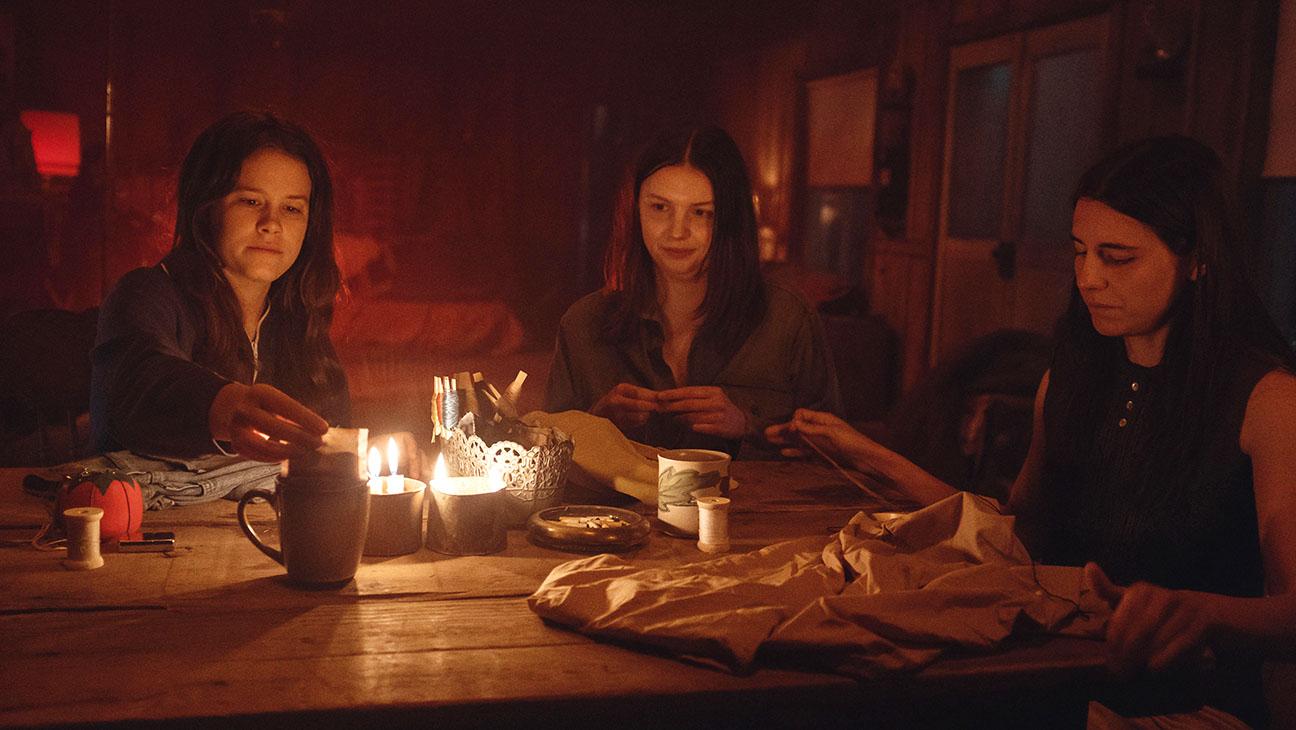 Sosie Bacon and Hannah Murray star in director Mary Harron's  Charlie Says