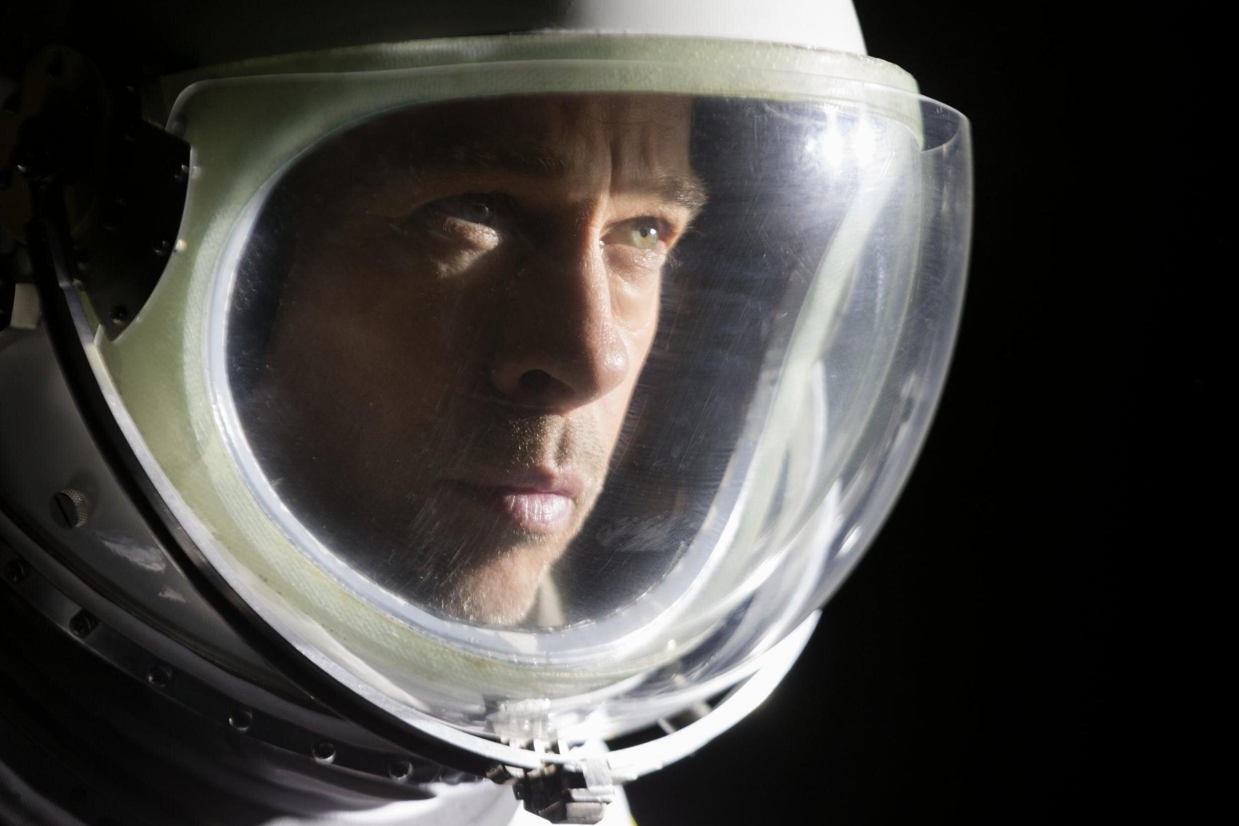 Brad Pitt stars in director James Gray's long-awaited  Ad Astra