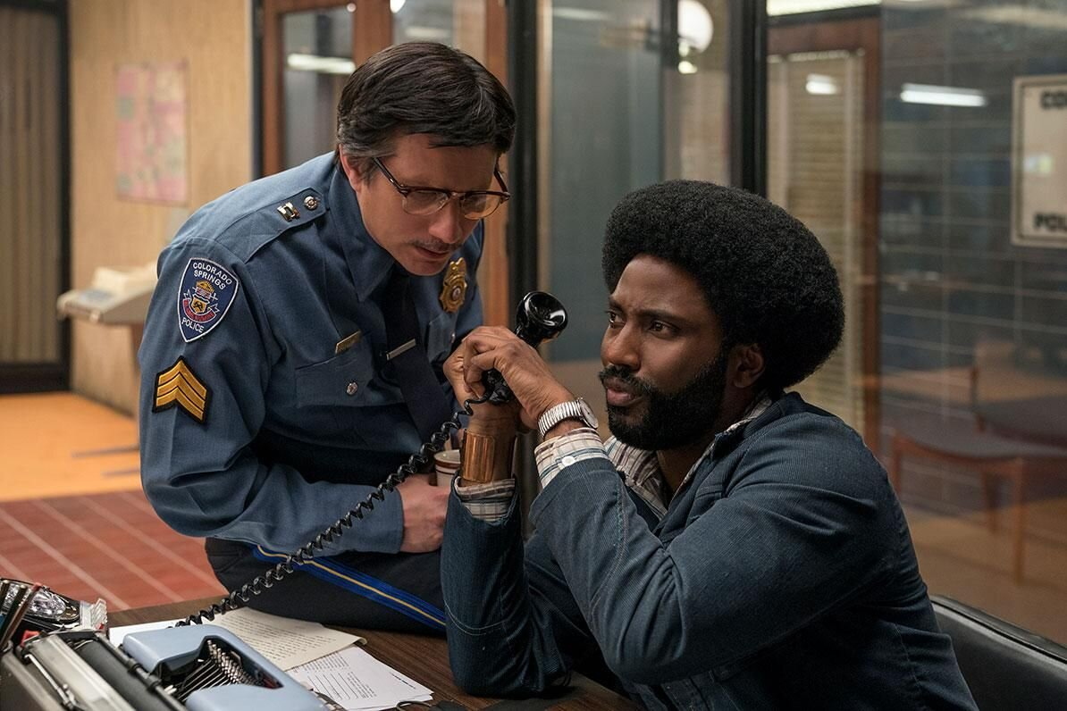 BlacKkKlansman (2018) by Spike Lee — Cinematary