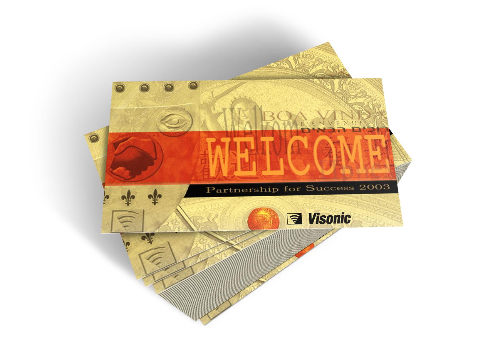 Visonic Group- Client Event Project