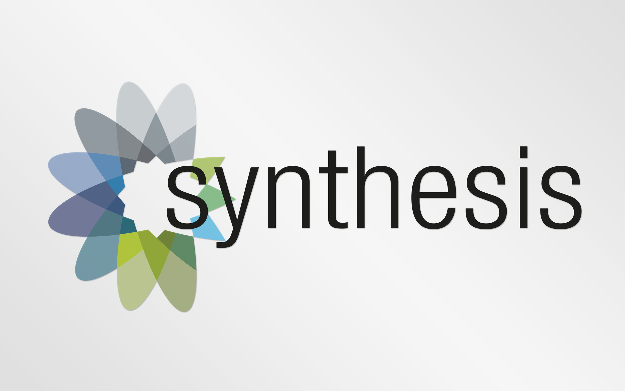 Synthesis logo process