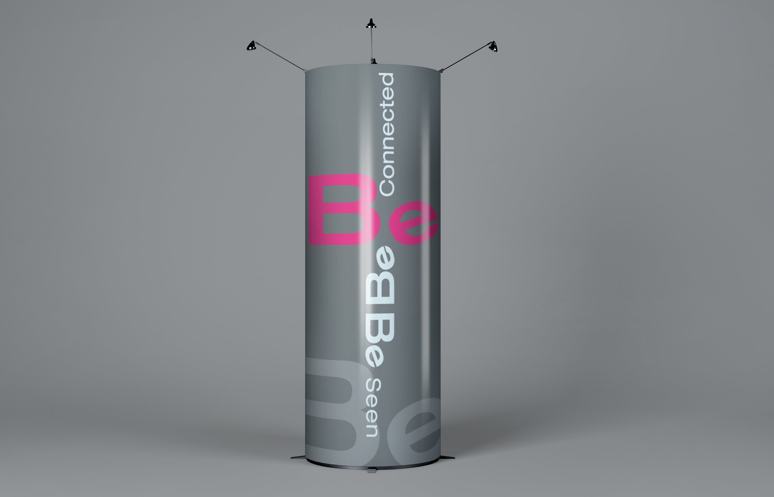 PowerLink Project- Popup Booth Side Column Design