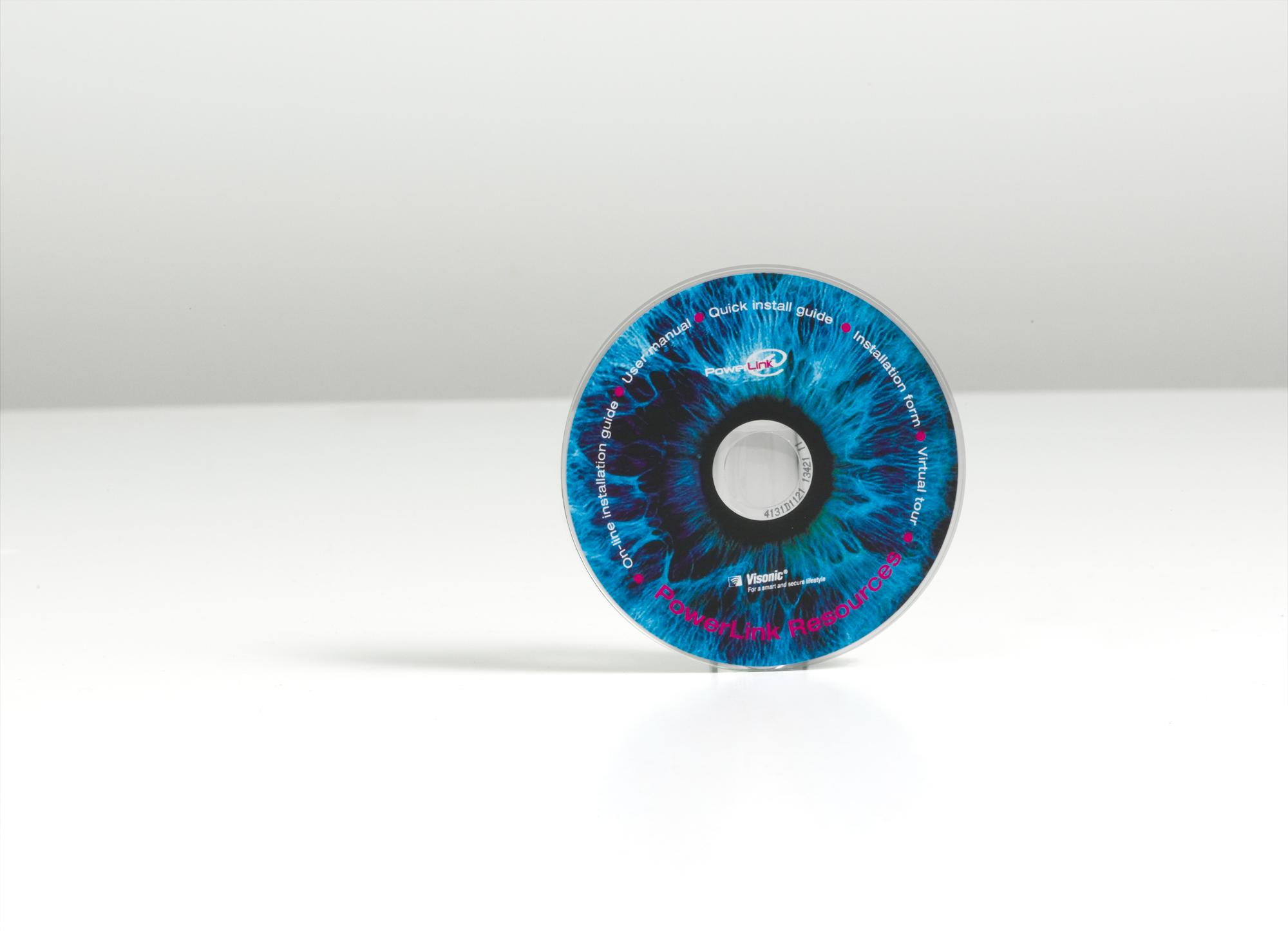 PowerLink Project- Application Mini Dvd Design