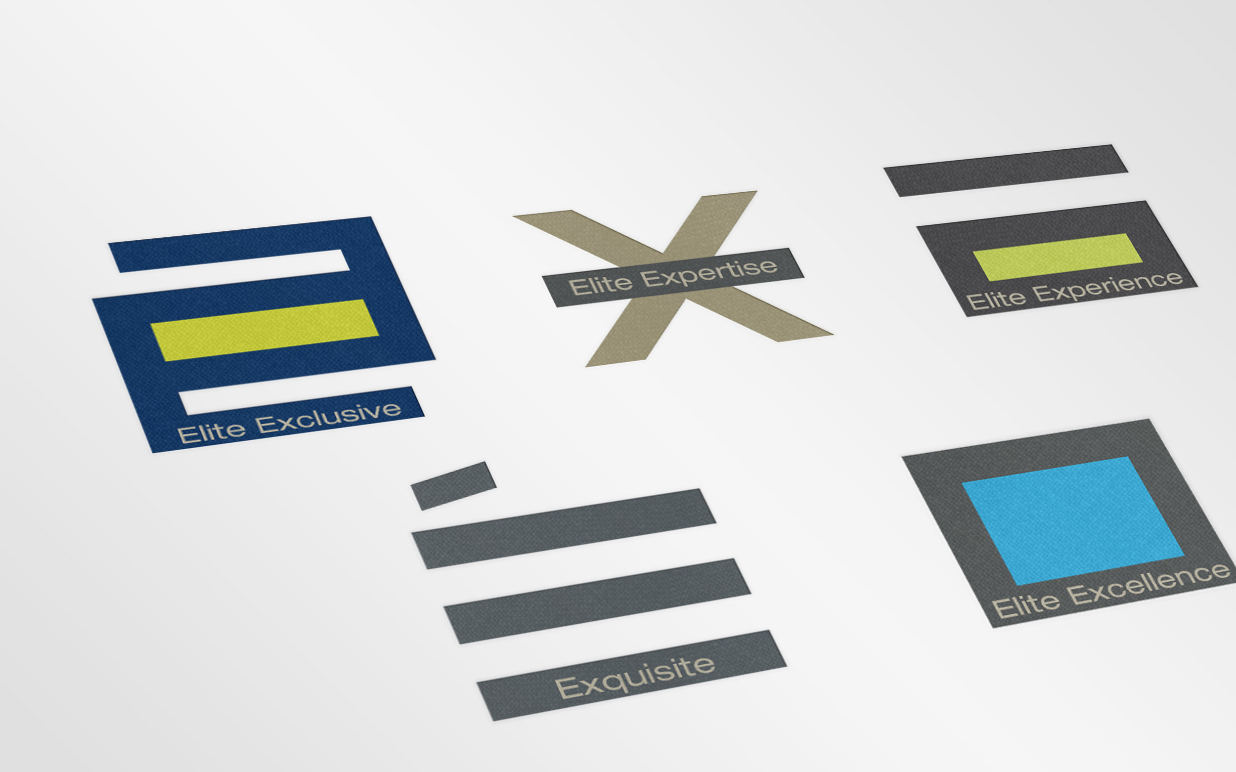 Elan Elite Icons Design