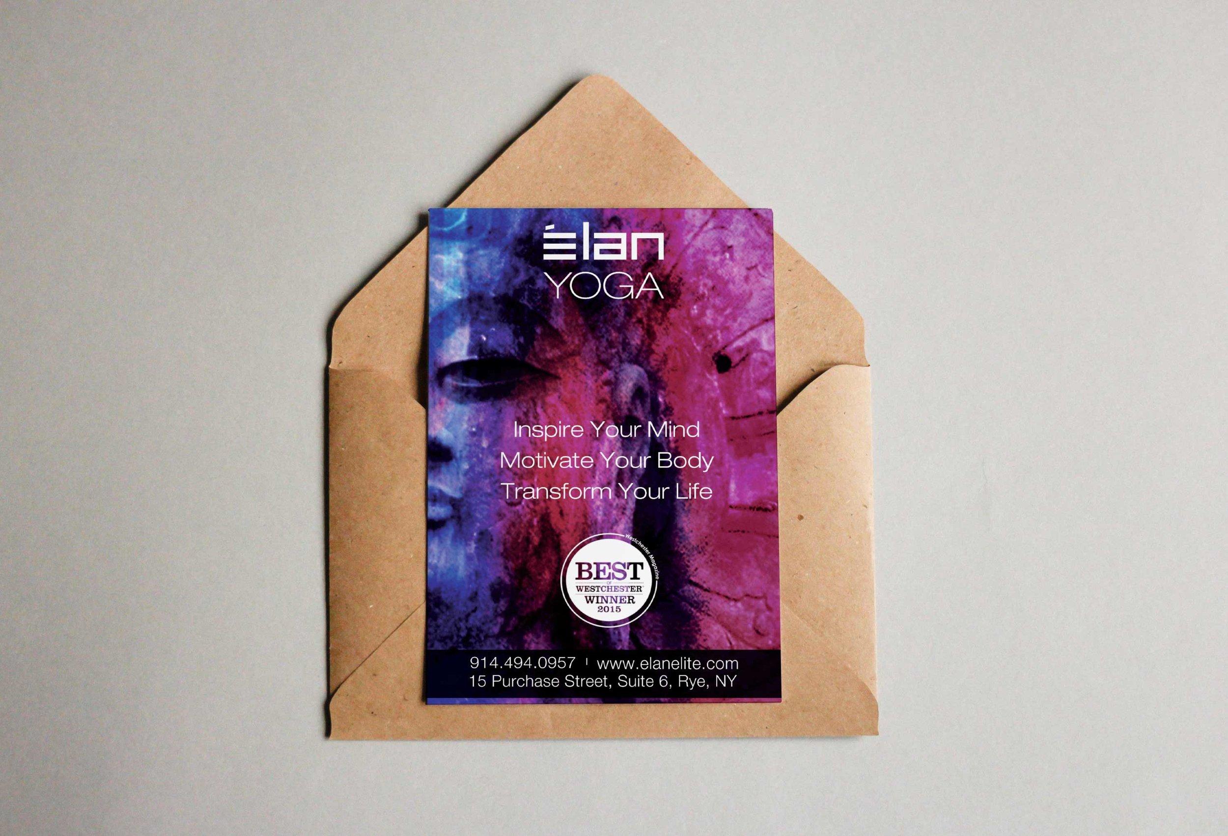 Elan Yoga -Print Publications