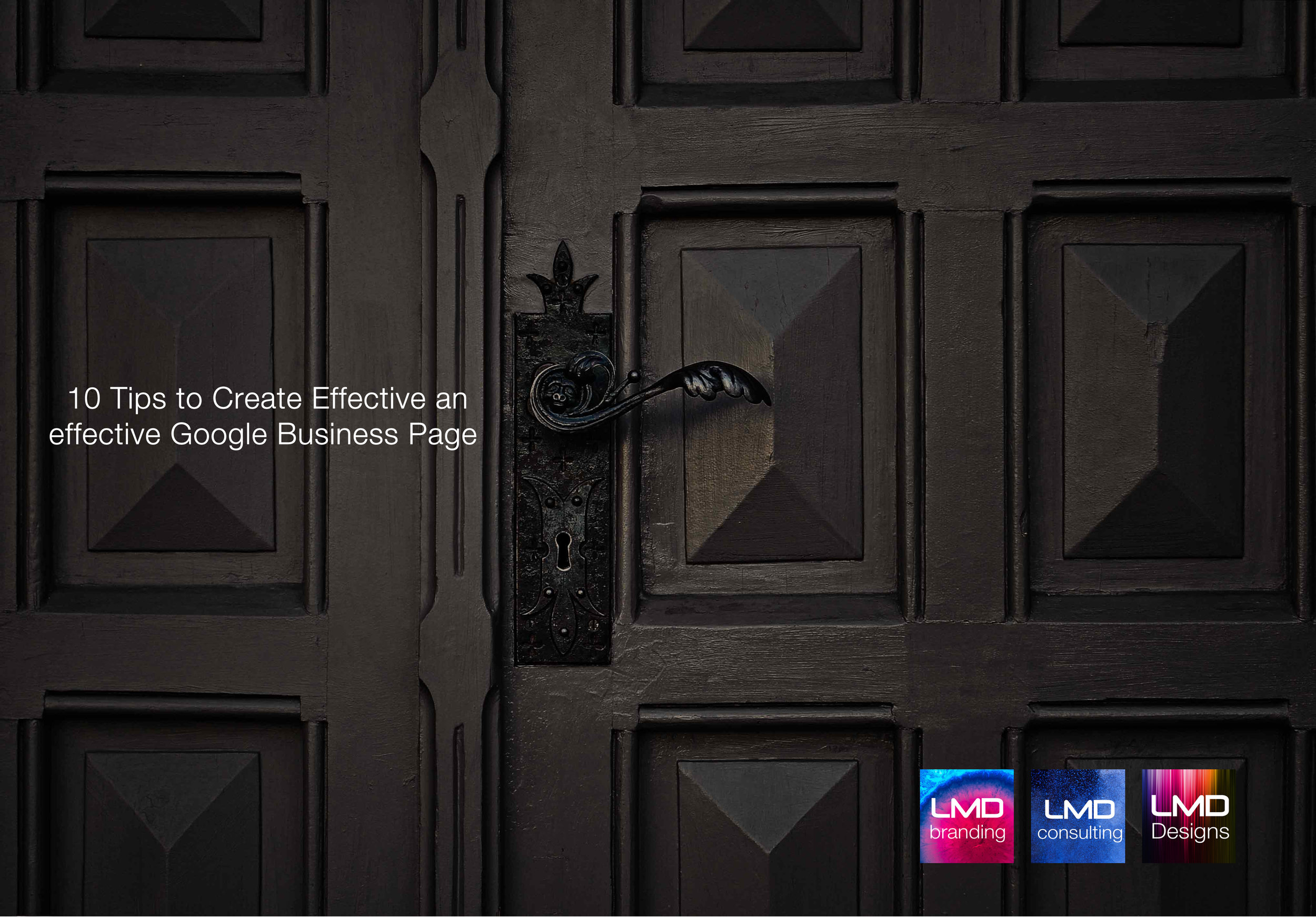 How to Create anEffective Google'My Business' Page Today! - see more in Slideshare.
