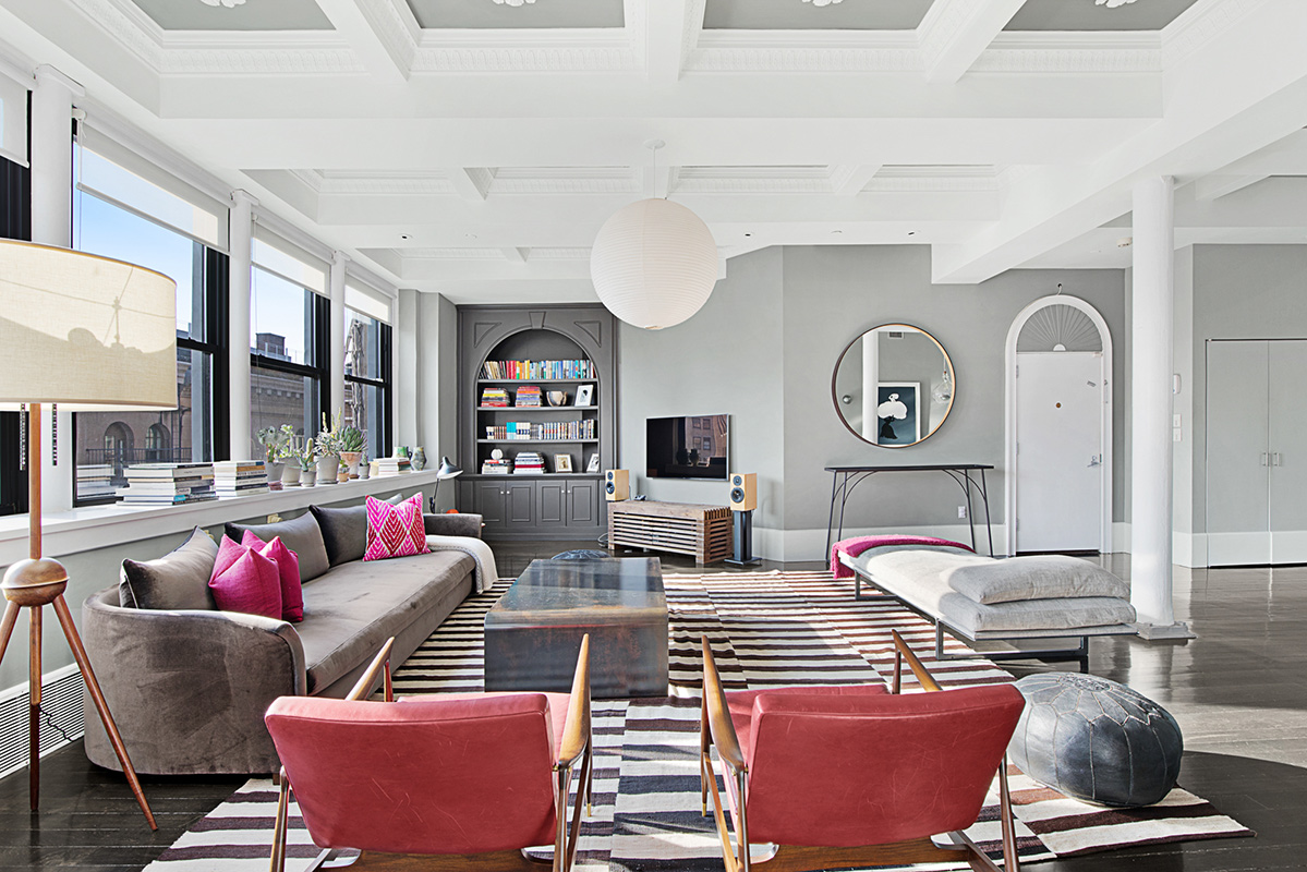 GreeneHouse NYC working with real estate agents and interior designers.