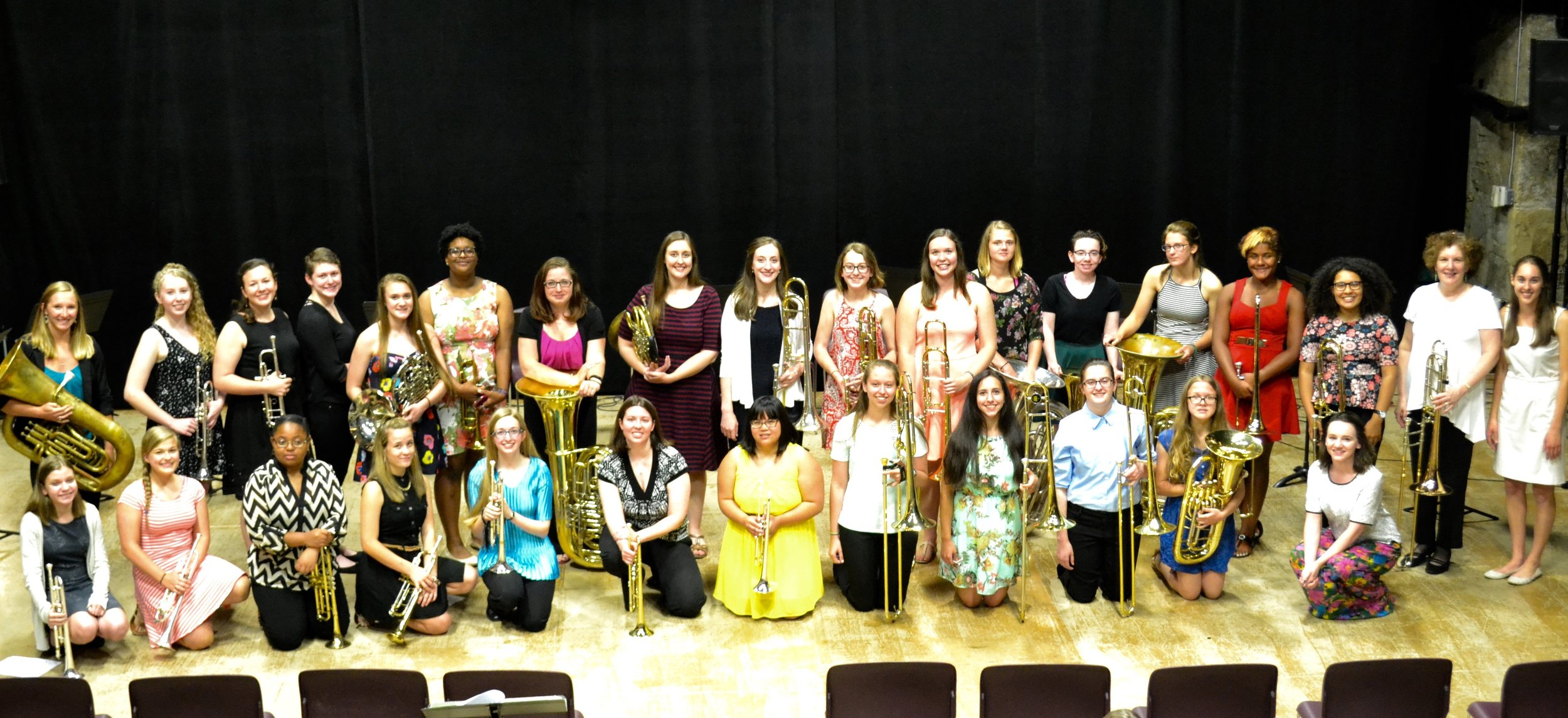 key of she brass concert pittsburgh