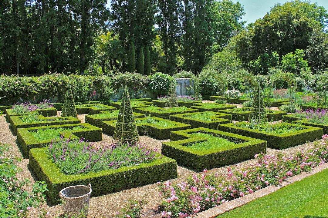 Stellenberg Garden ( Marie Frei )