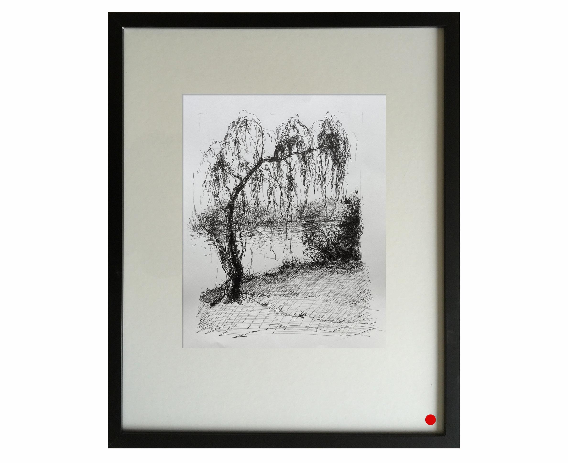 Tree study 4