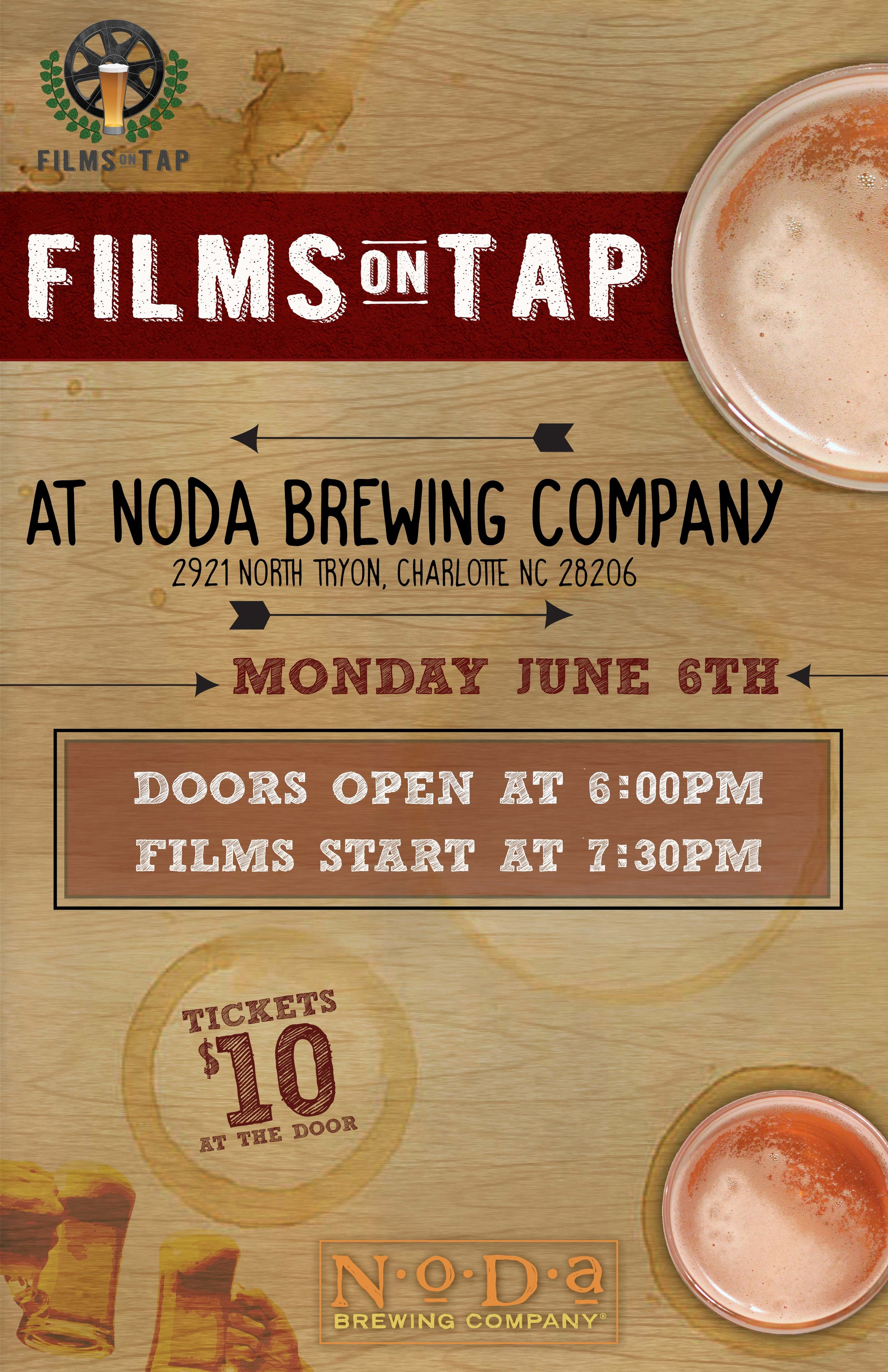 Pairing #4 | NoDa Brewing