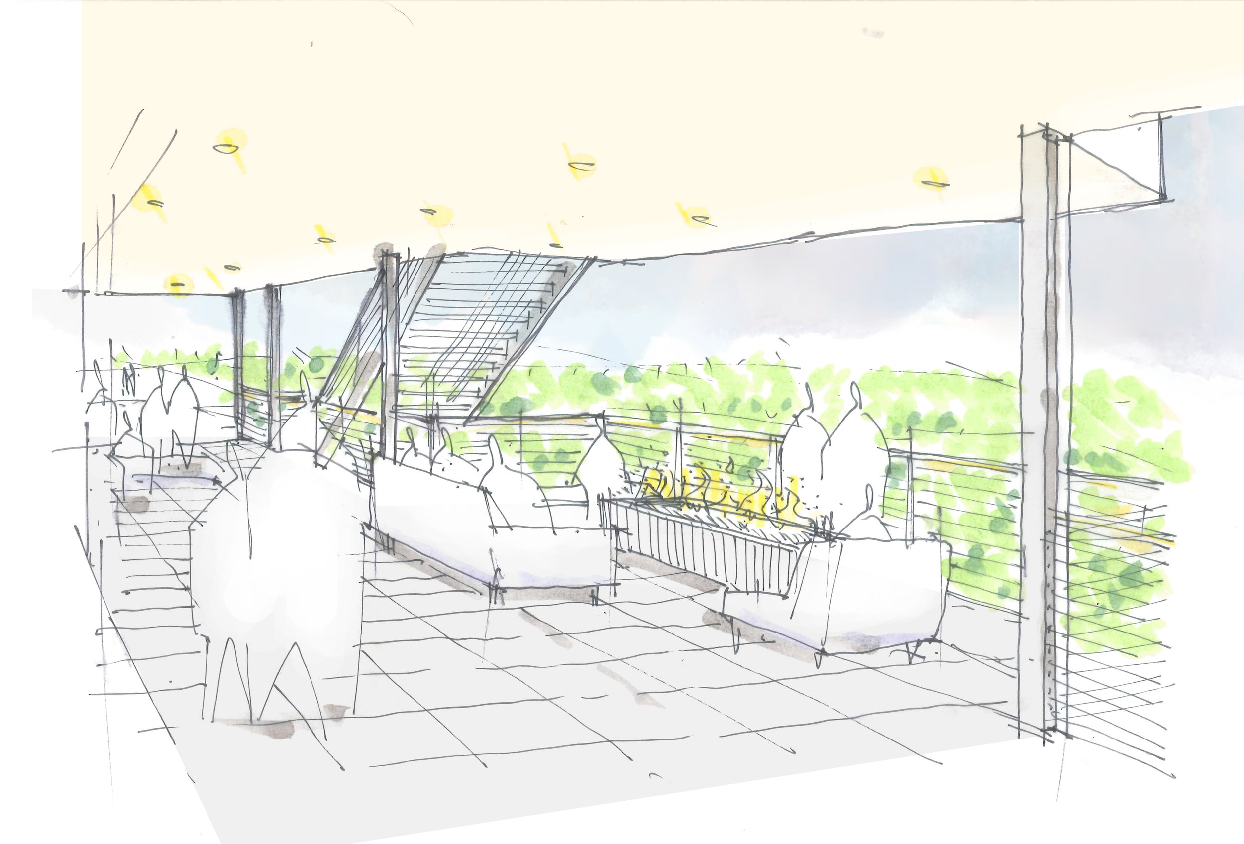 Sketches - View from fire lounge - lower deck.jpg