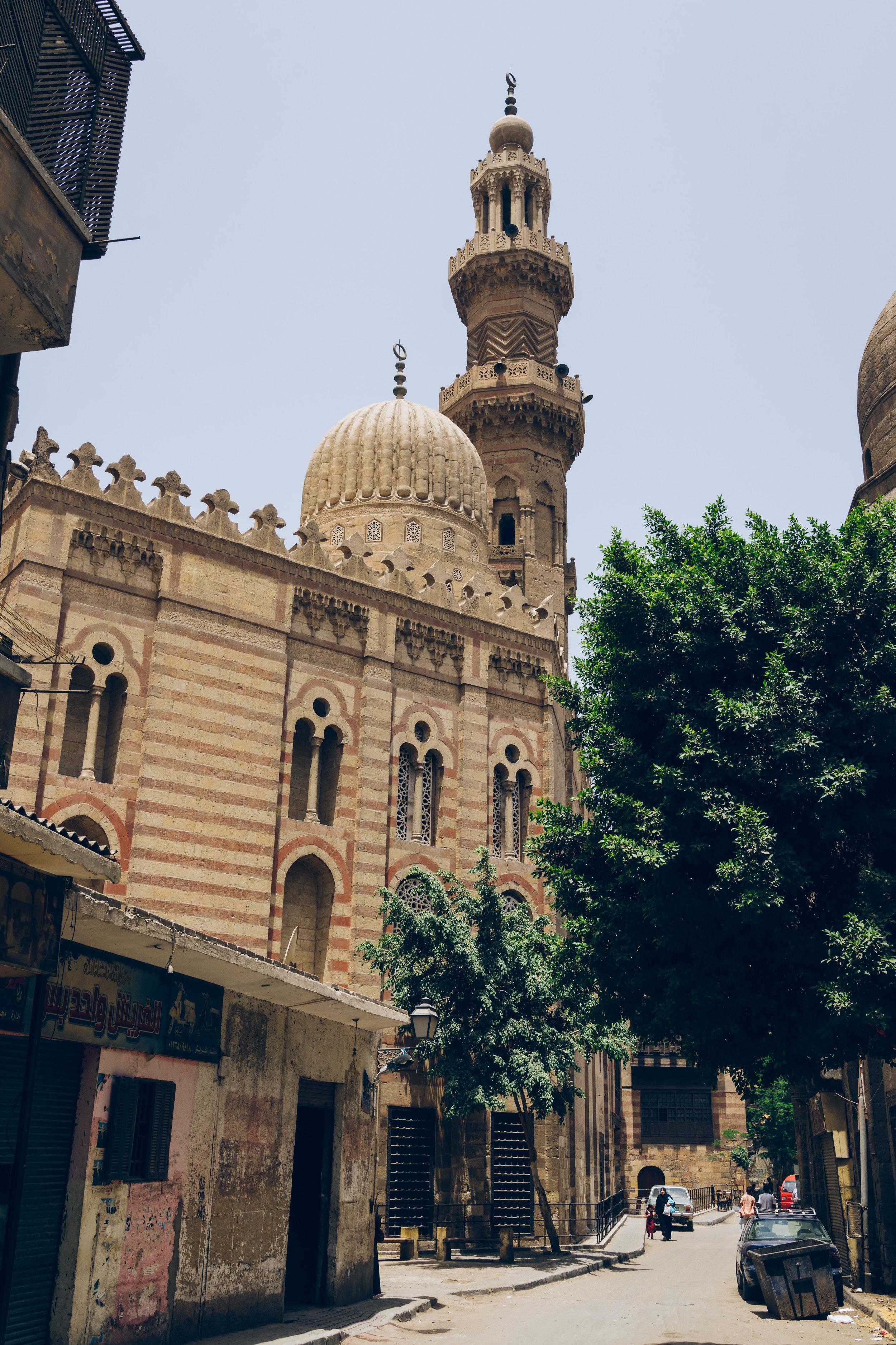 Umm Al-Sultan Sha'ban Madrasa and Mosque