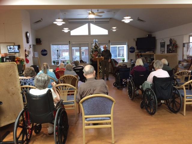 Island Nursing Home Service