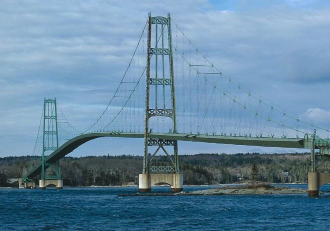 Deer Isle - Sedgwick Bridge