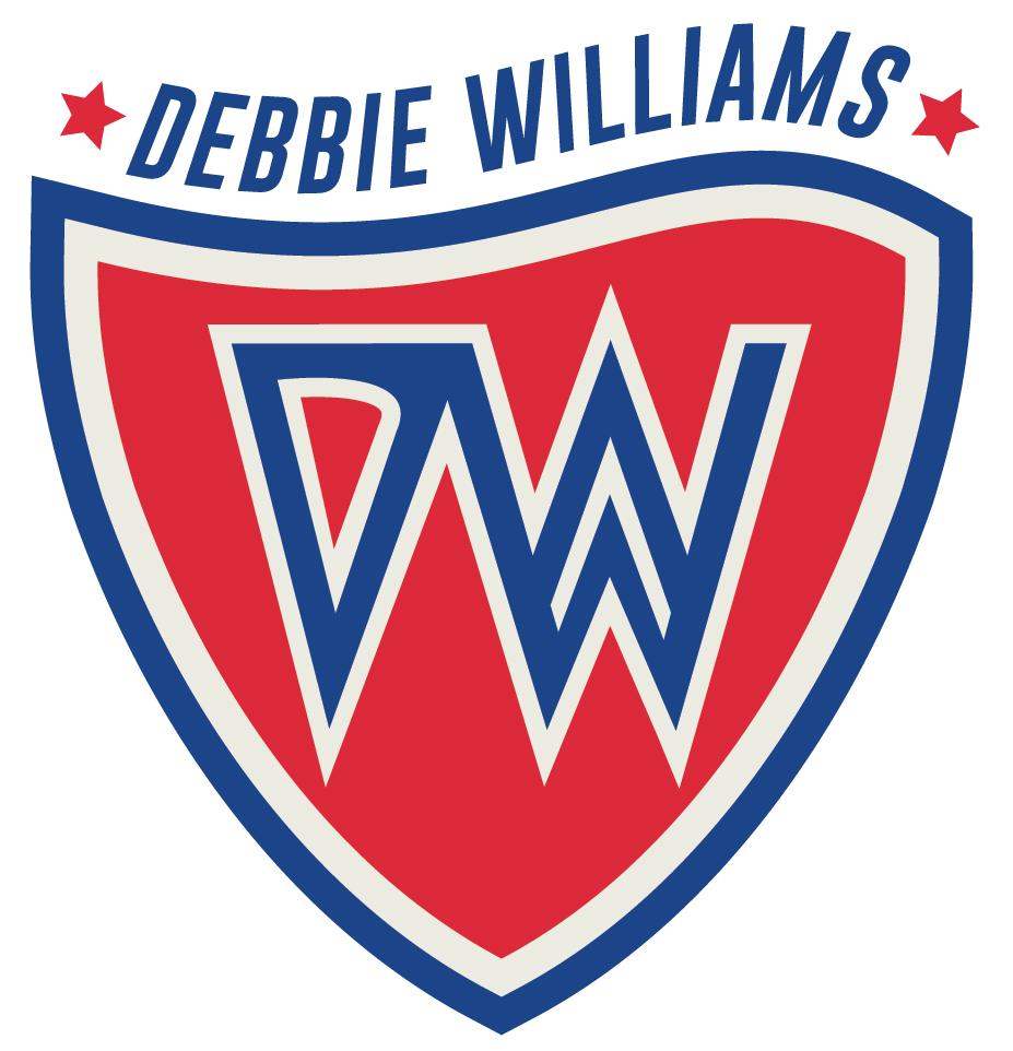Debbie Williams Sheild Logo.jpg