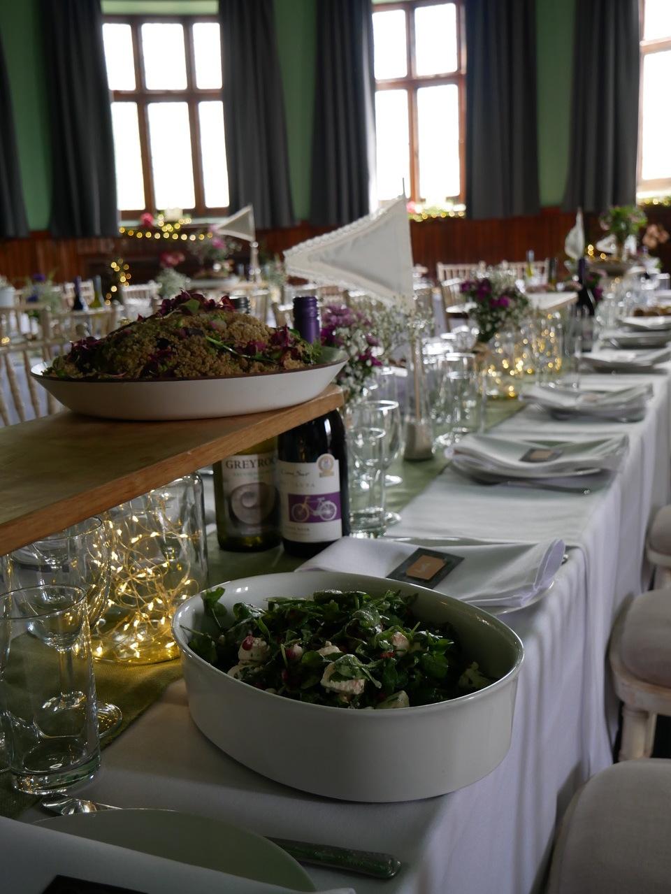 Sharing Feasts (wedding)