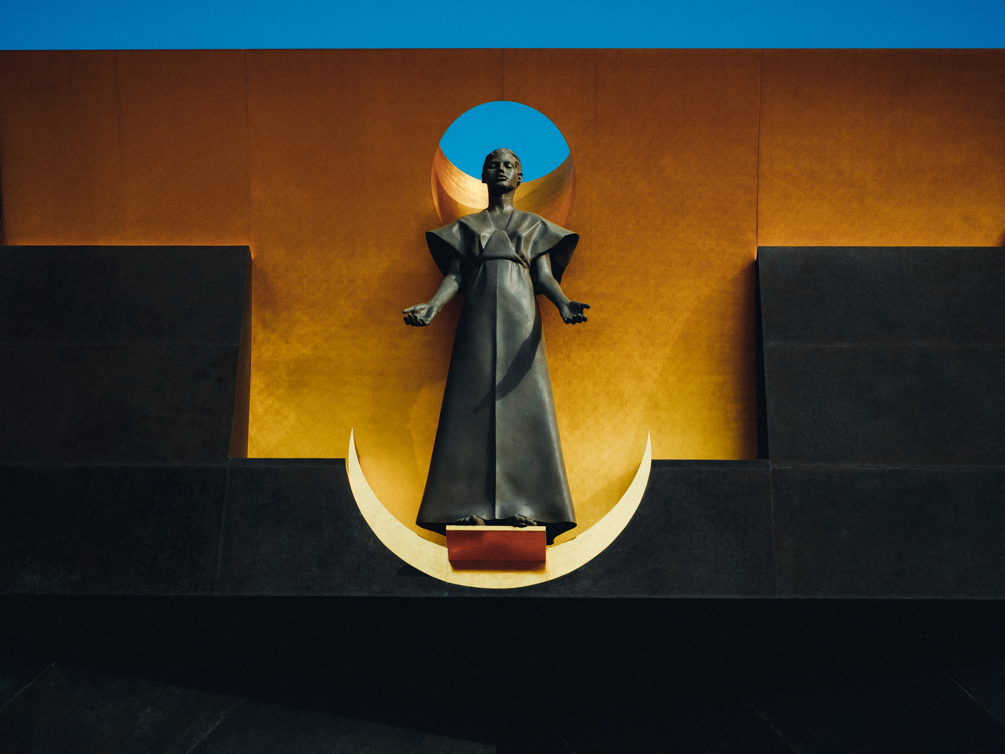Our Lady, Los Angeles