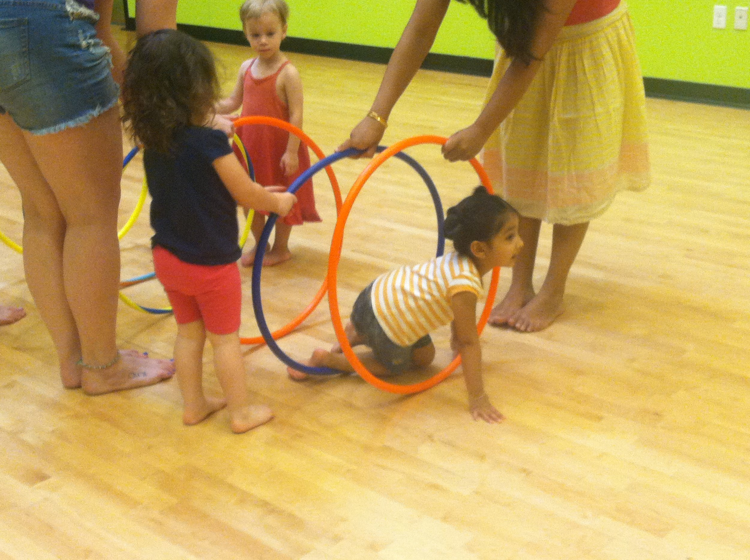 Tuesdays 10:00-10:45am   Ages walking to 3 years, with a caregiver  @ Rast Ballet, 1803 W Byron St, 2nd Floor