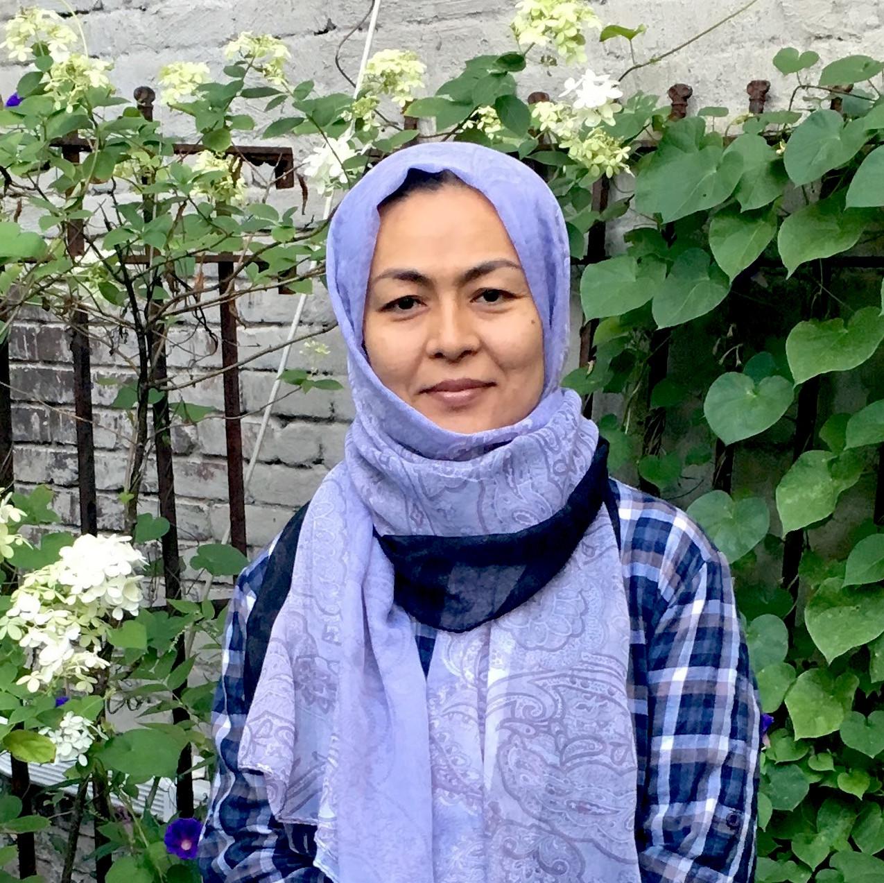 Naseema, Afghanistan