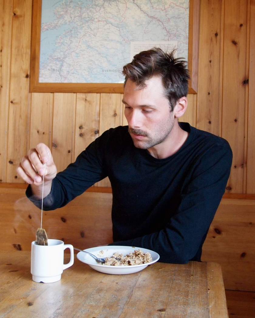 Hiking the Kungsleden - Swedish arctic circle,2014