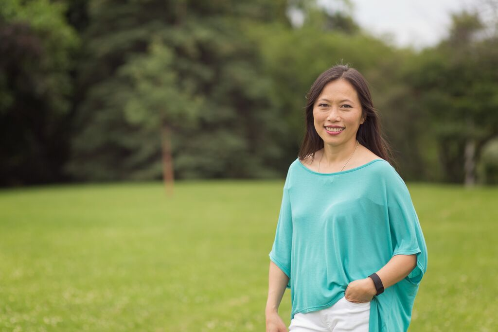 Listen to my Interview with with acupuncturist and author, Mary Wong Podcast#53