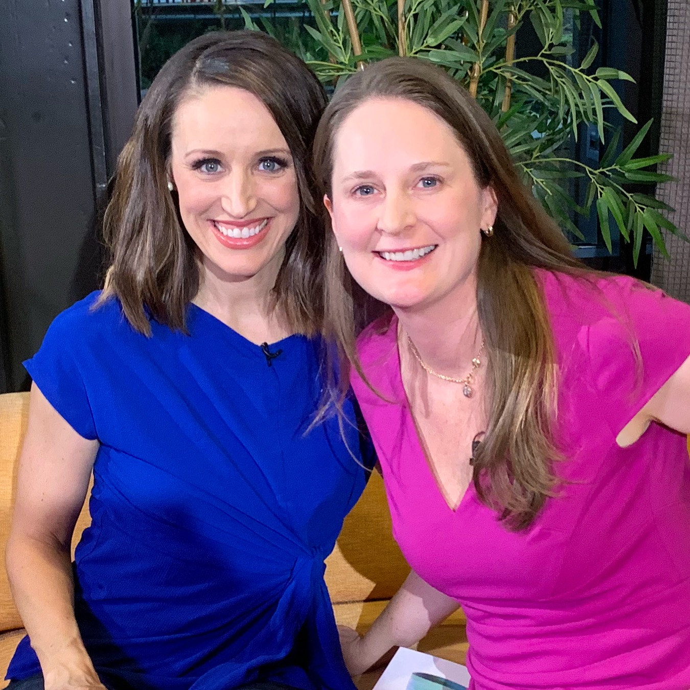 Here on King 5 News Take 5 Show with Kaci Aitchison reflecting on Michelle Obama's revelation of her own struggle with infertility, miscarriage, and use of IVF to complete her family