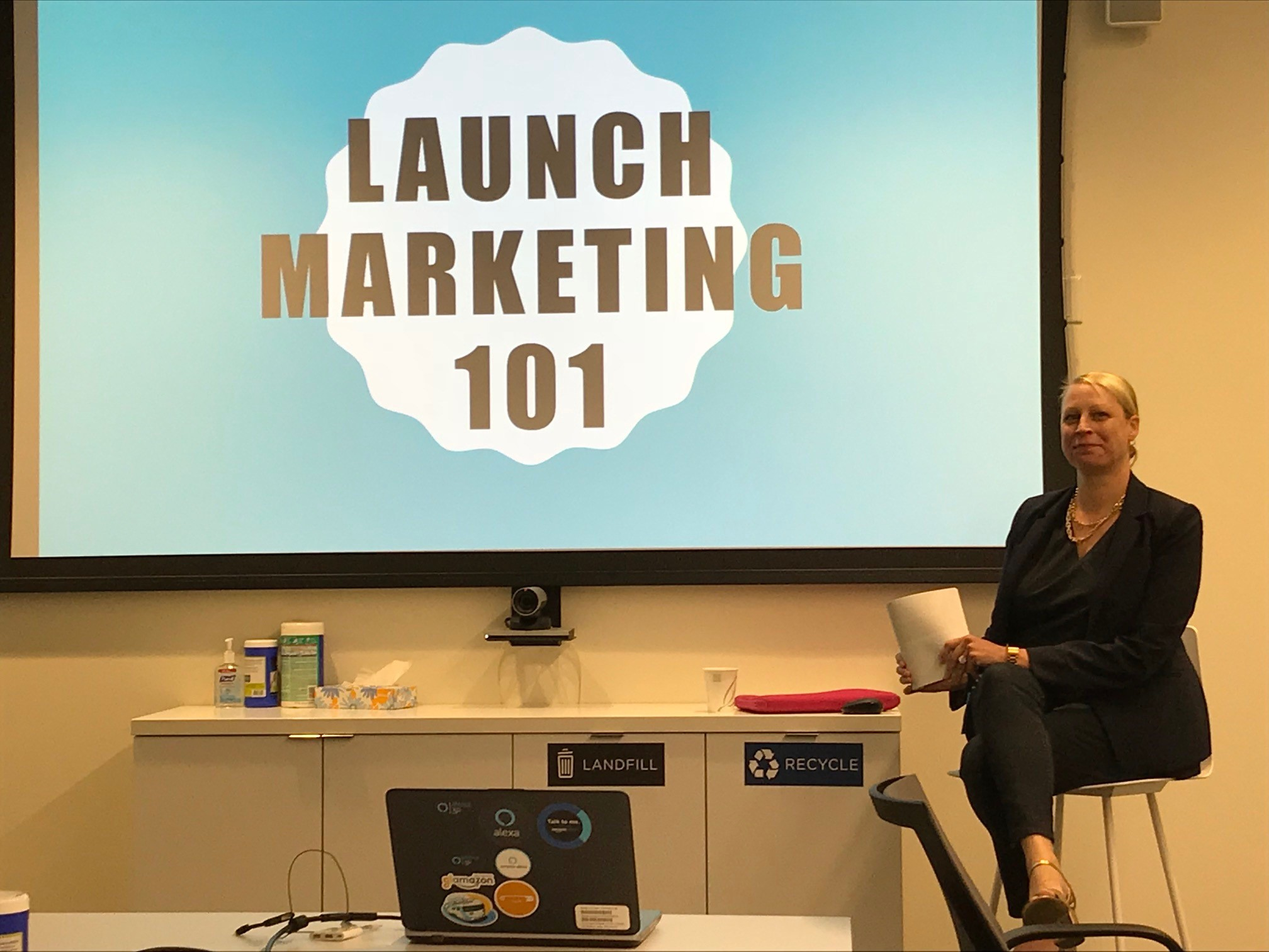 Presenting on Launch Marketing 101.jpg