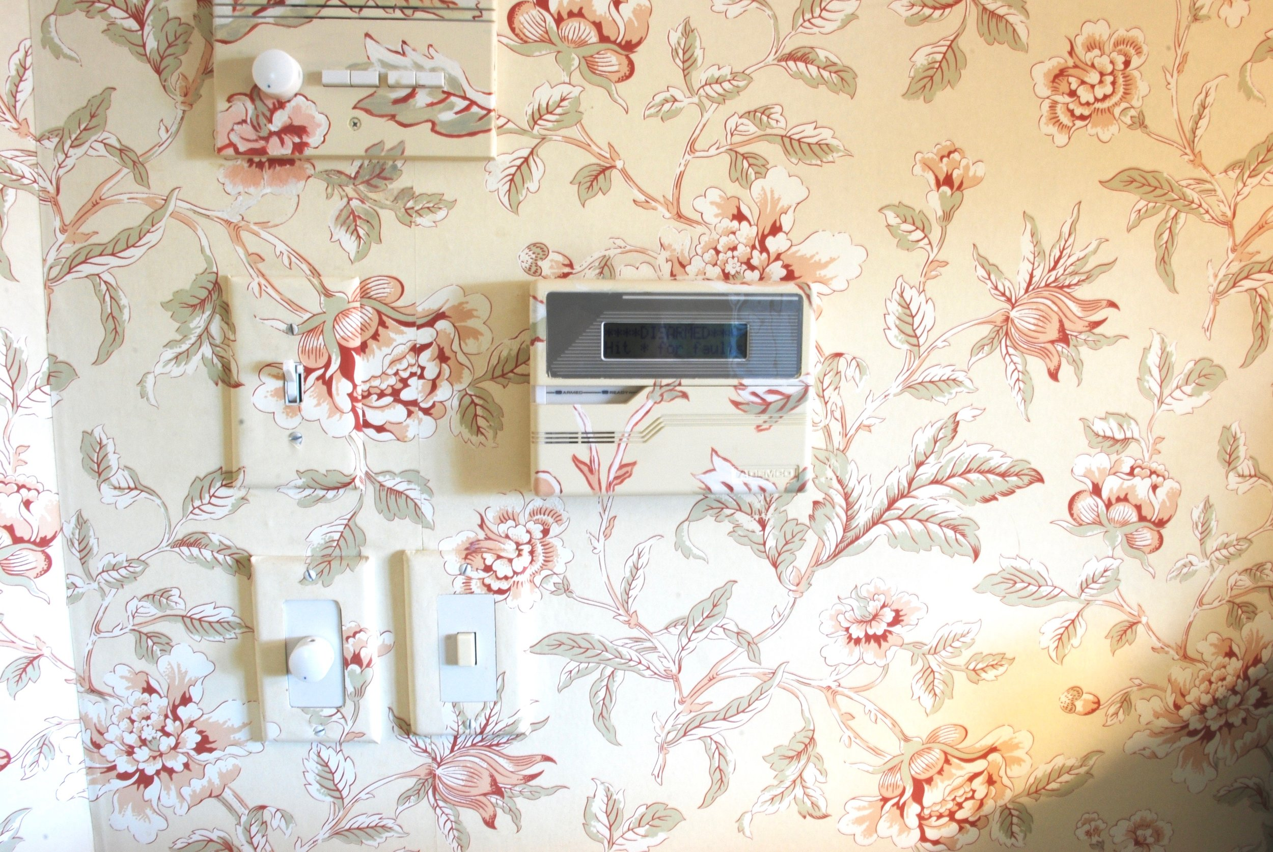Wallpaper match