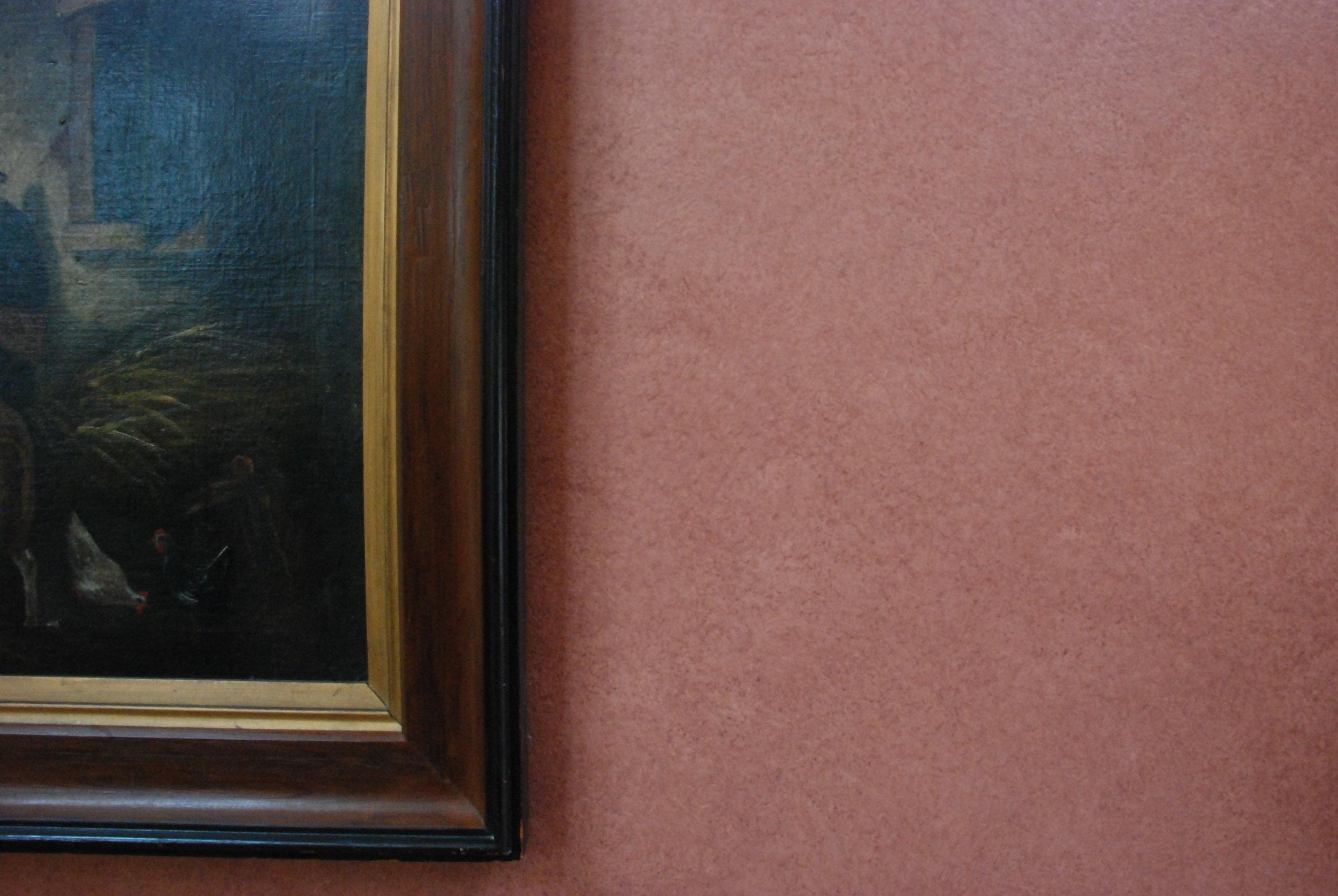 Parchment glaze