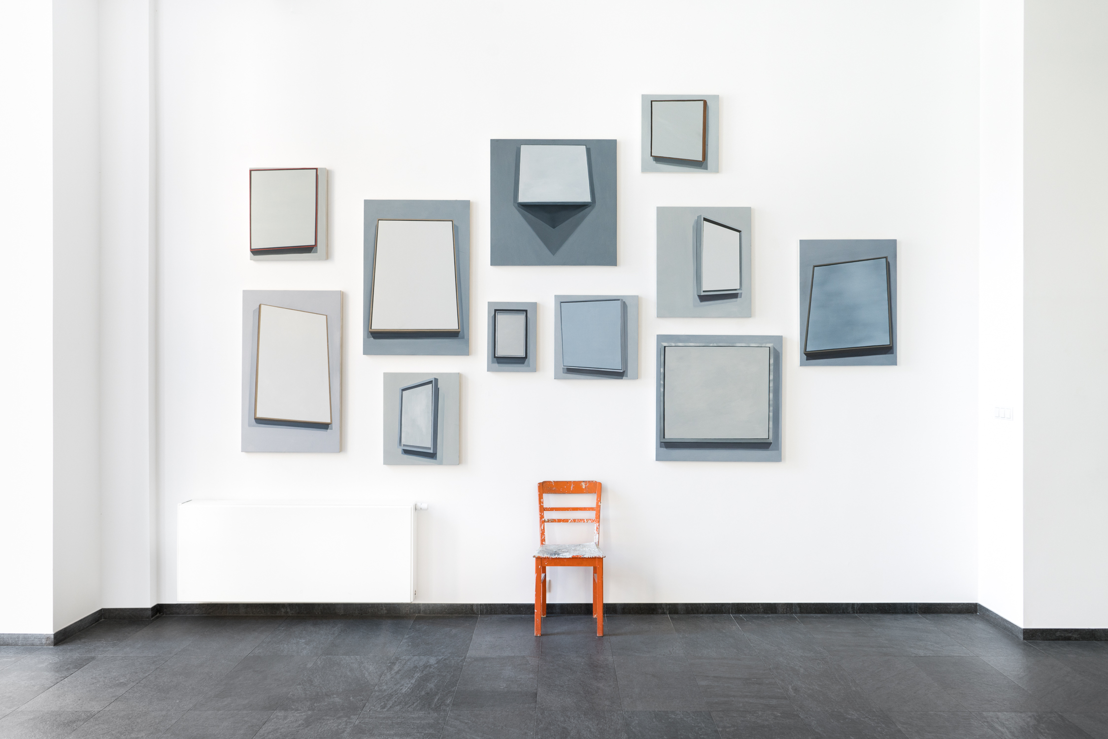Victory over the Sun, installation view, Assembly Gallery, Poznan, PO. 2018