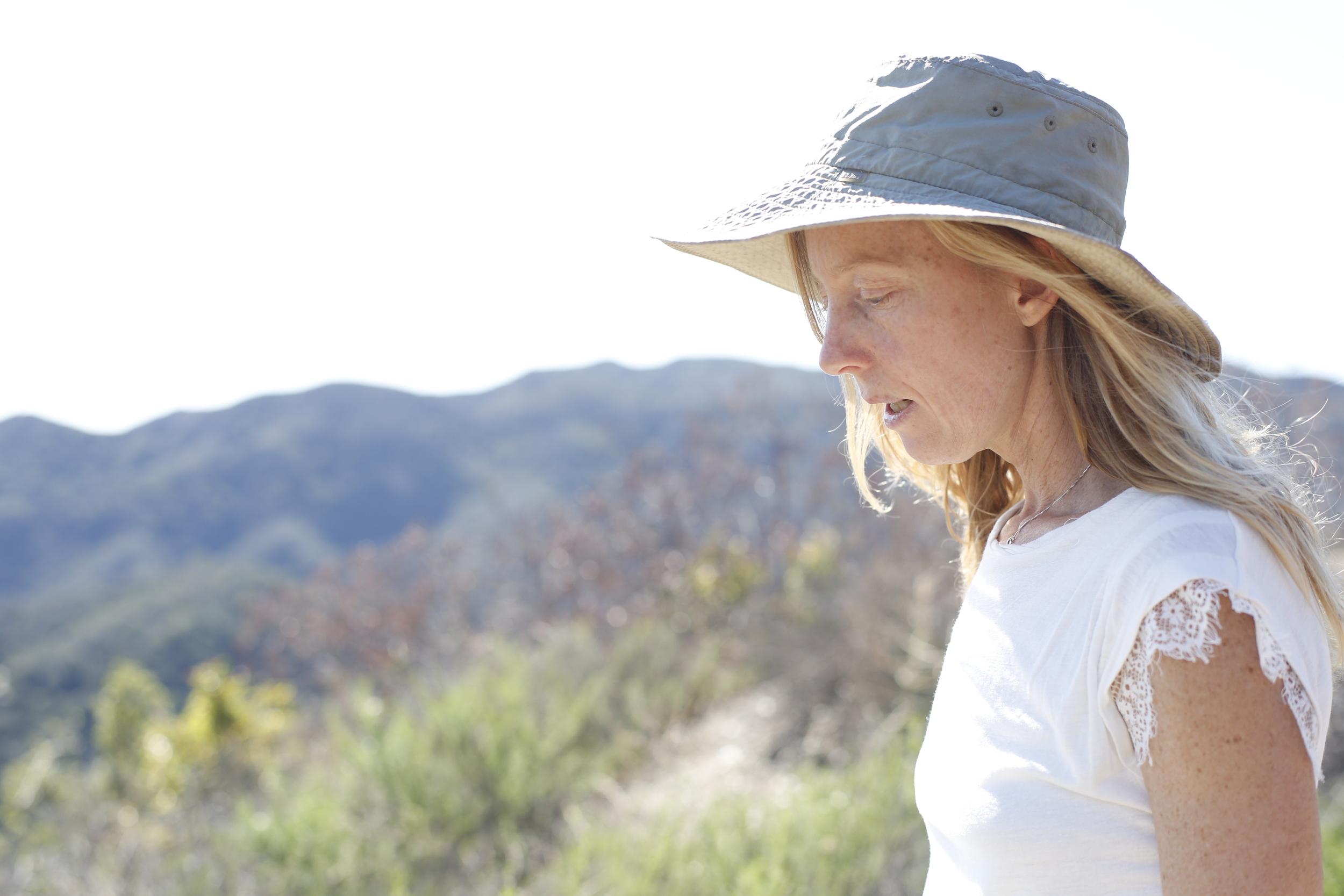 Medicine Walk in the Santa Monica Mountains, CA (Photo Credit: Alexa Gray)