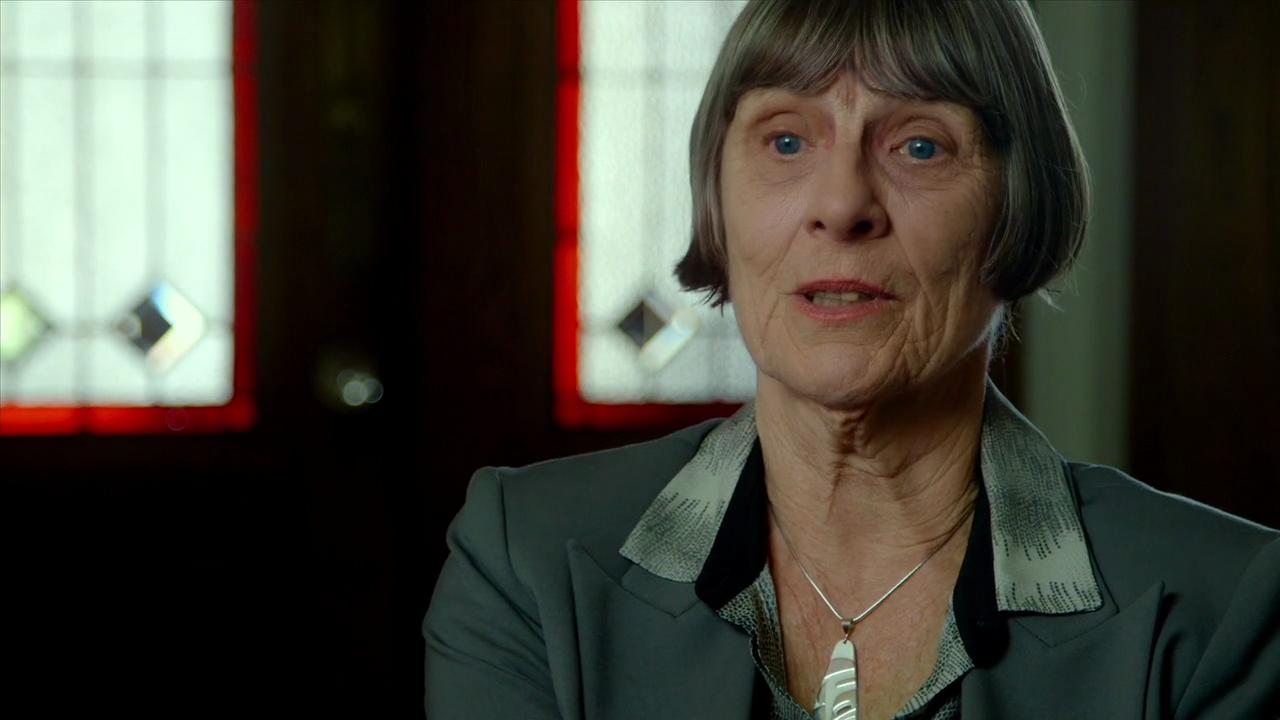 Margaret Lock , McGill University, author of  The Alzheimer Conundrum