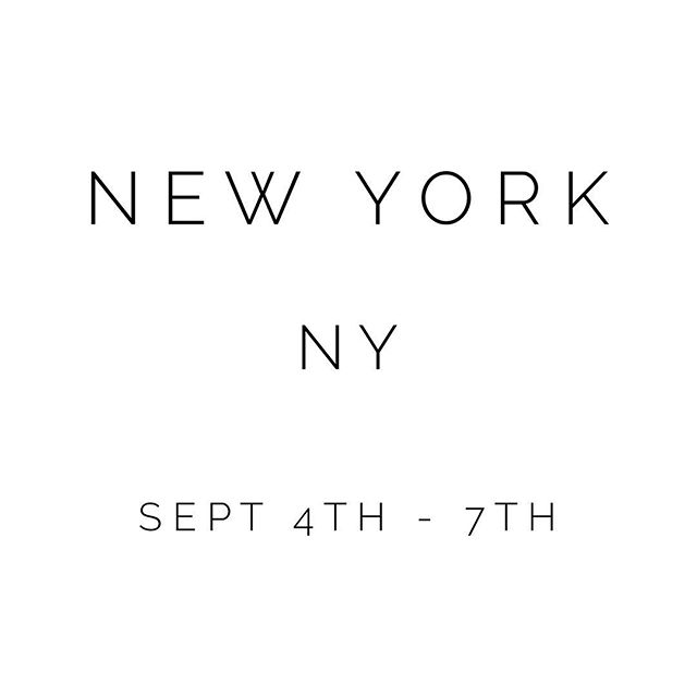 Hey New York! I'll be in town from September 4th - 7th and I'll be guesting @gritnglory ! Super excited to hang out for a week and do some tattoos! If you're interested in booking some time with me email me your ideas to ashleycdriscoll@gmail.com with the subject New York! . Know someone in NY? Tag them 👇🏻 . . . . #newyork #newyorkcity #newyorktattoo #tattoo #tattoos #tattooguestspot #travelingartist #illustration #minimalist #femaleartist #flash #dotworktattoo #tattoocollection #mandalatattoo #alldotmandala #dotwork #blackline #blackwork #blackworktattoo #blackworkers #blackworkerssubmissiondarkartists