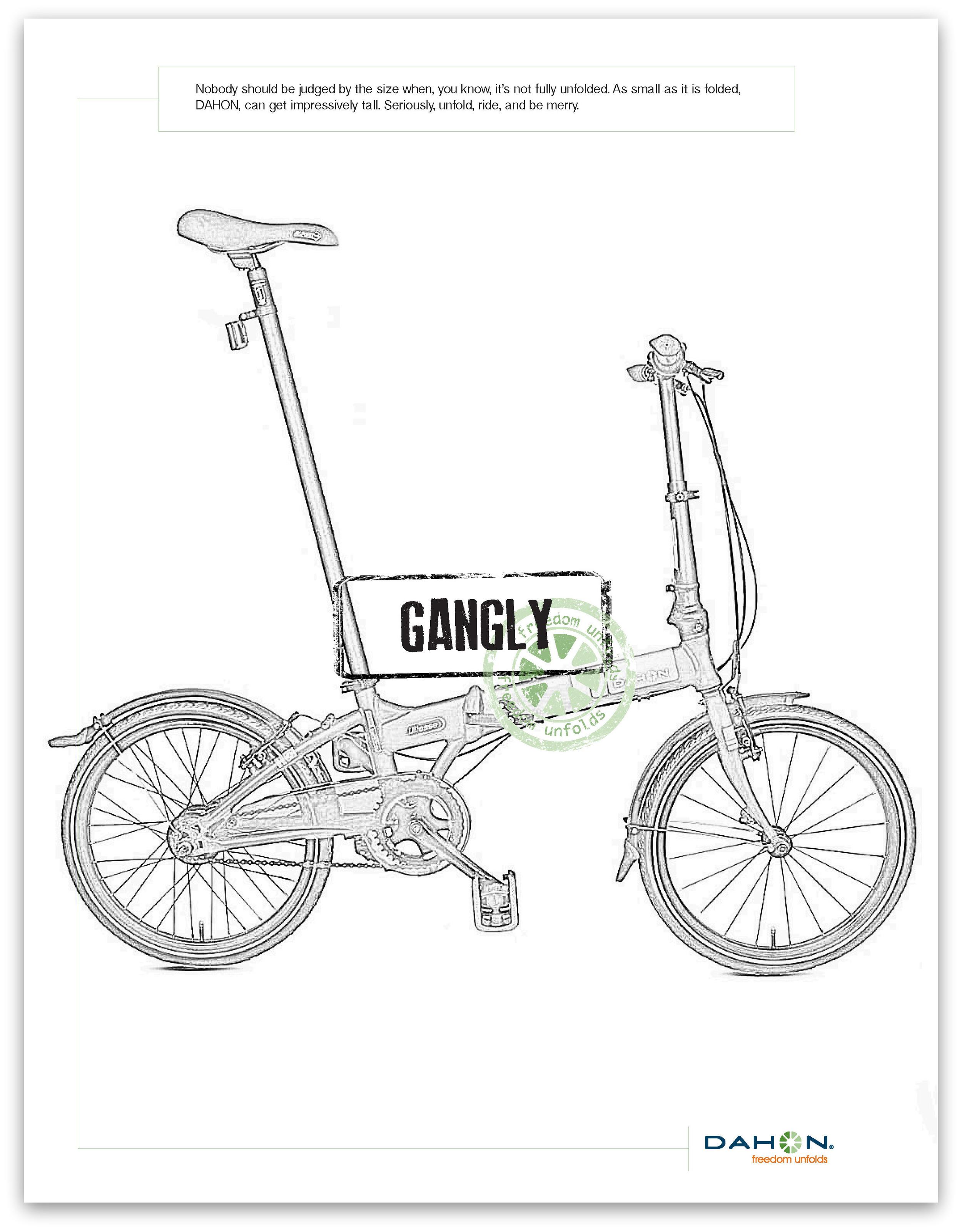 """Gangly"""