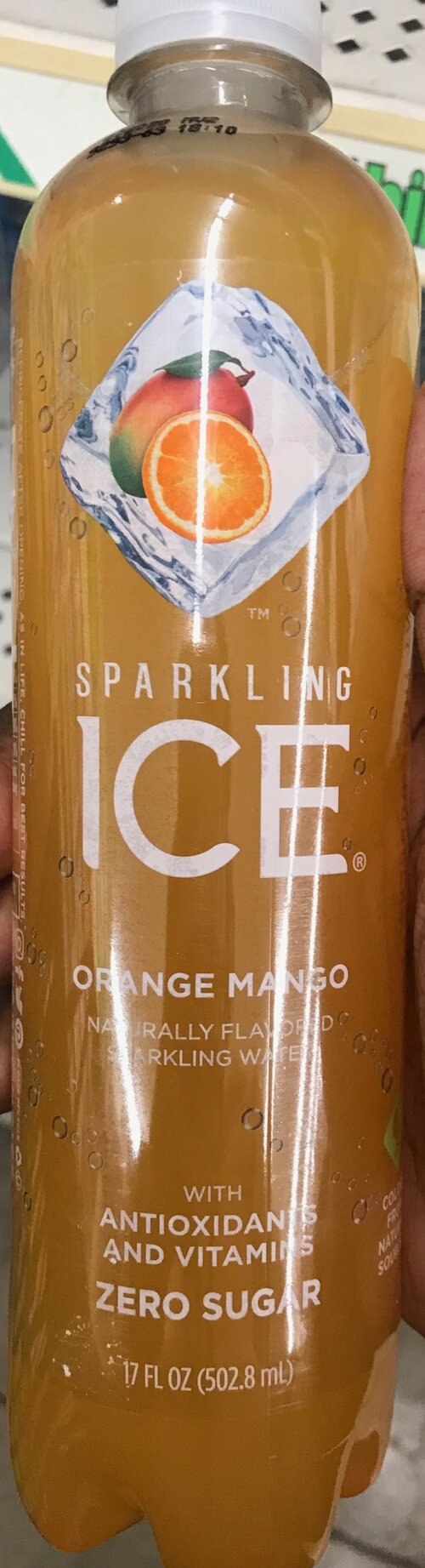 Keto-friendly drink at Dollar Tree - Sparkling Ice