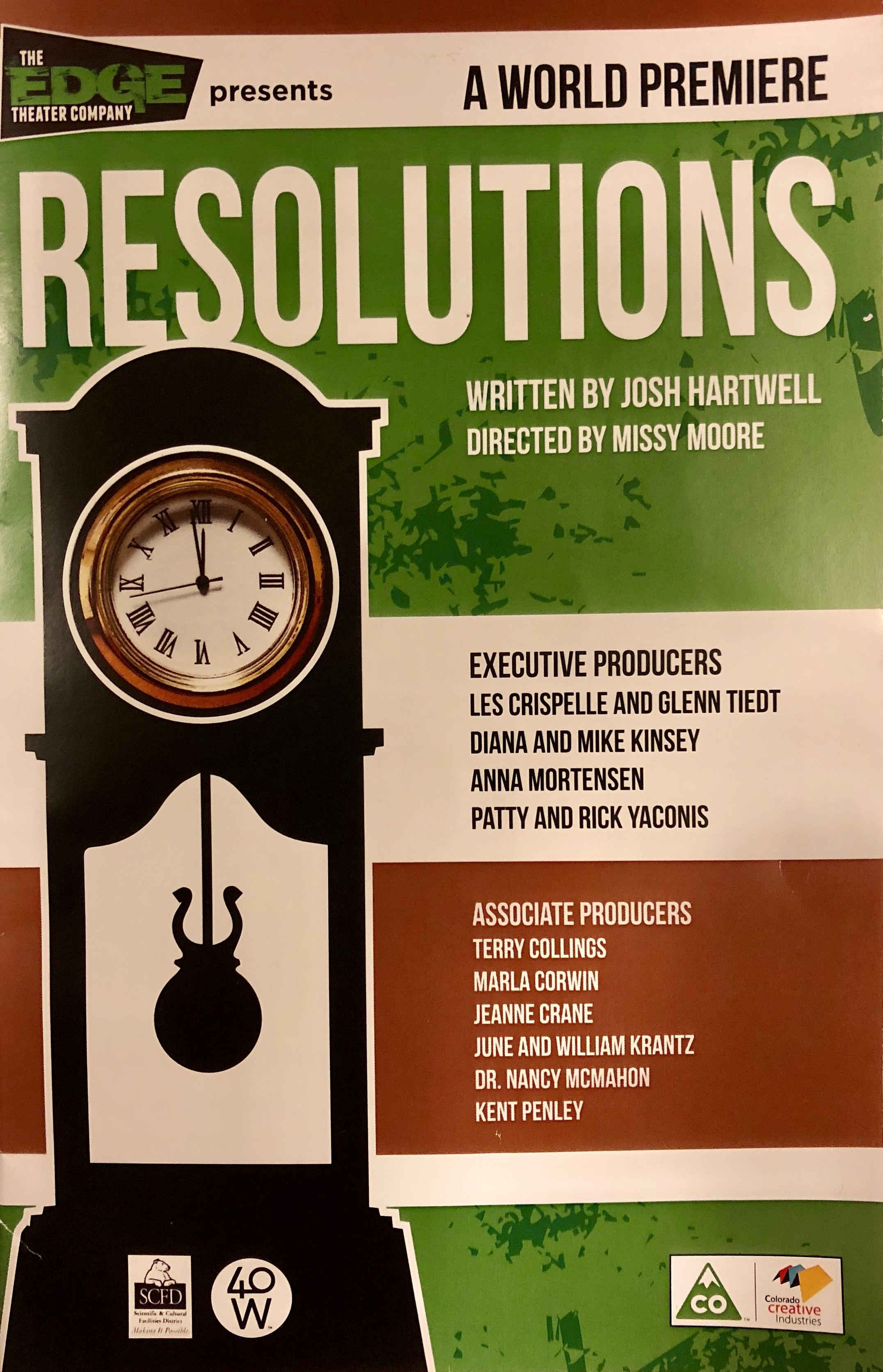 Resolutions  Program