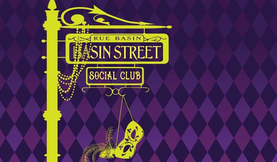 Sin Street Social Club Banner